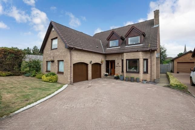 Thumbnail Detached house for sale in Broomhill Gate, Larkhall, South Lanarkshire, .