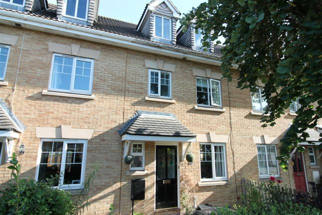 Thumbnail Terraced house for sale in Tydeman Road, Portishead, North Somerset