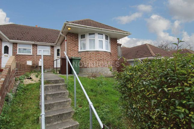 Thumbnail Bungalow to rent in Moor Lane, Plymouth
