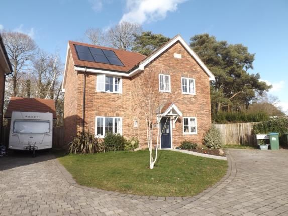 Thumbnail Detached house for sale in Coppice Gardens, Southampton