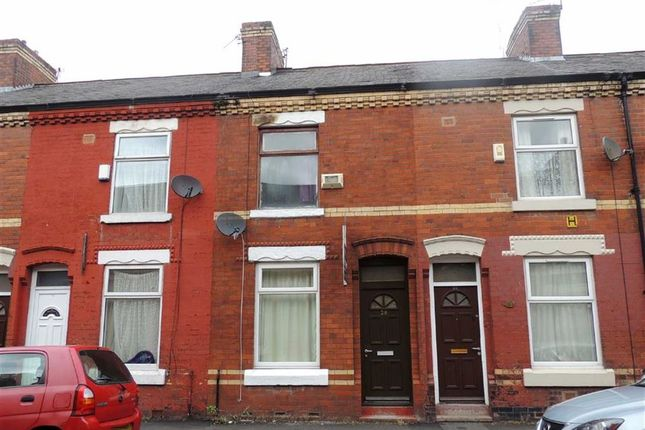 Thumbnail Terraced house for sale in Newport Street, Rusholme, Manchester