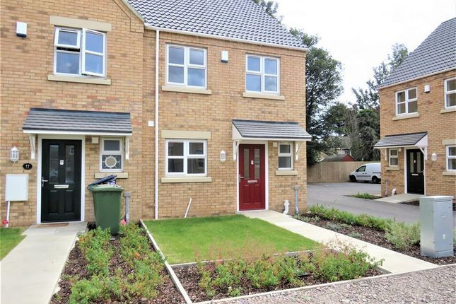 3 bed semi-detached house to rent in Fenmen Place, Wisbech PE13