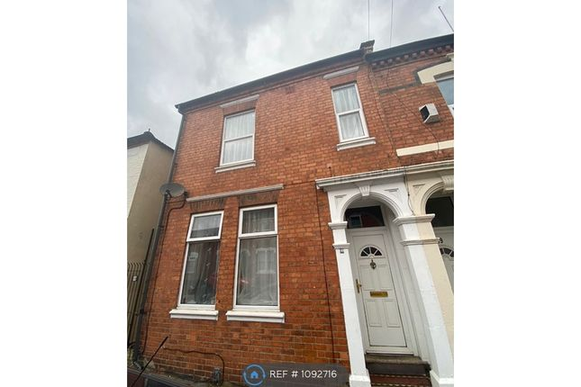 Thumbnail Terraced house to rent in Abbey Road, Northampton