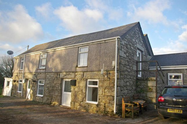 Thumbnail Cottage to rent in Black Rock, Nr Praze, Camborne