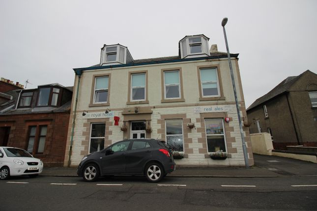Thumbnail Semi-detached house for sale in Royal Hotel, 36 Montgomerie Street, Ayrshire