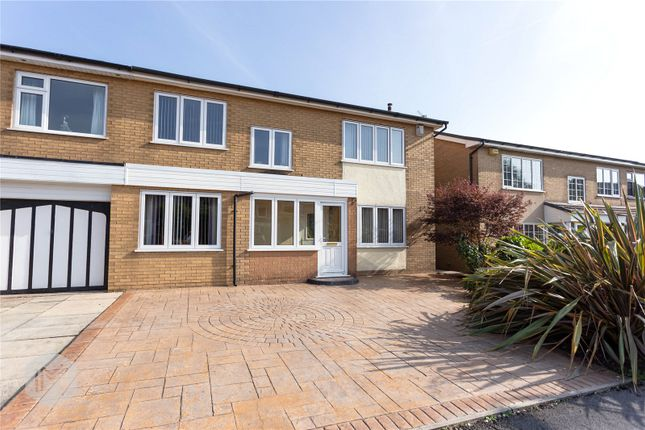 Thumbnail Semi-detached house for sale in Ox Hey Close, Lostock, Bolton