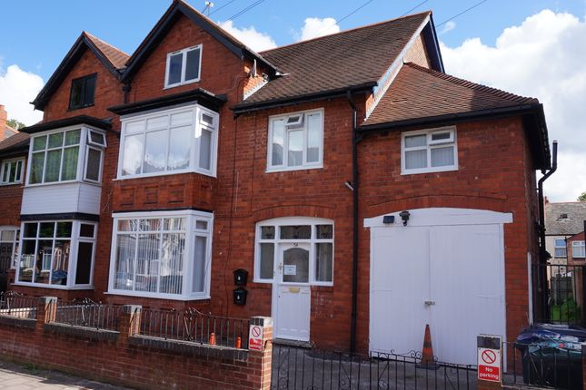 Thumbnail Semi-detached house for sale in Whitehall Road, Handsworth, Birmingham.