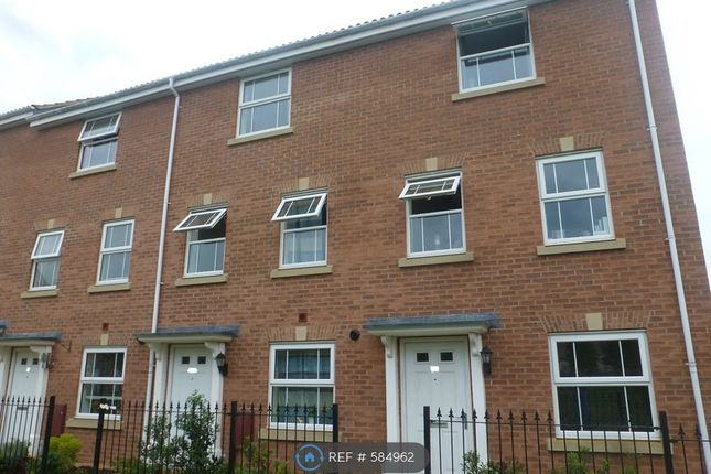 Thumbnail Terraced house to rent in Blenheim Road, Leighton Buzzard