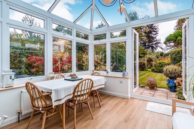 Conservatory of Aldwick Gardens, Bognor Regis, West Sussex PO21