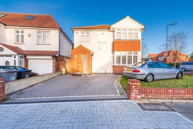 Thumbnail Detached house to rent in Kenton, Harrow