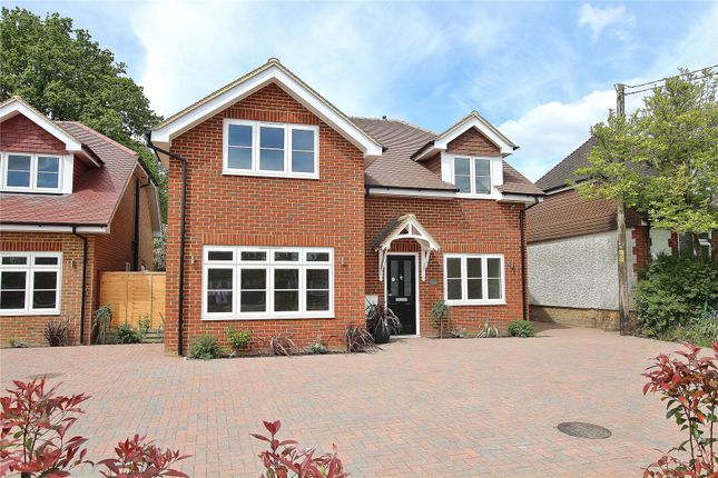 Thumbnail Detached house for sale in West End, Woking, Surrey