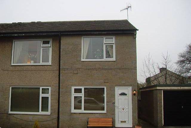 Thumbnail Flat to rent in Pasture Walk, Clayton, Bradford BD14, Bradford,