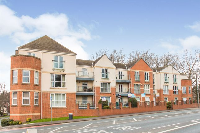 Thumbnail Flat for sale in Astoria Court, Roundhay Road, Leeds