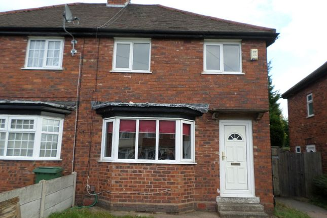 3 bed semi-detached house to rent in Hawksford Crescent, Wolverhampton WV10