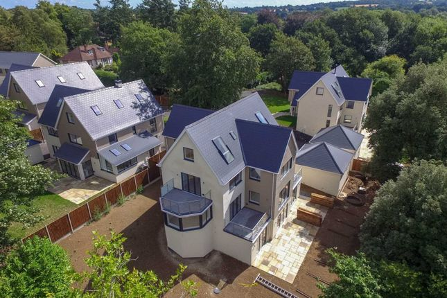 Thumbnail Detached house for sale in Station New Road, Brundall, Norwich