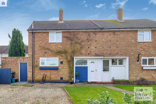 Thumbnail 2 bed semi-detached house for sale in Chetwode Road, Tadworth
