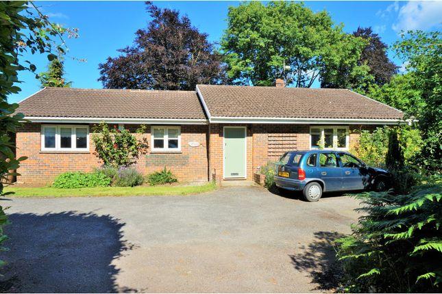 3 bed detached bungalow for sale in Crossways, Churt, Farnham