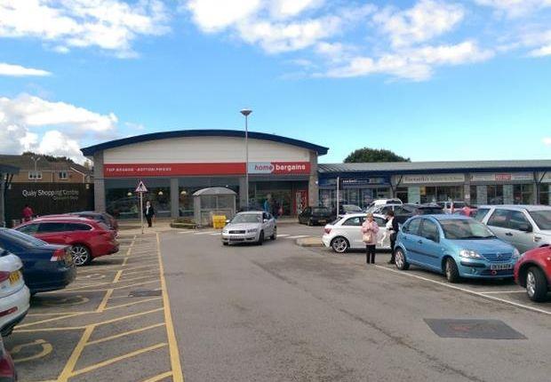 Thumbnail Retail premises to let in Unit J, Quay Shopping Centre, Ffordd Llanarth, Connah's Quay, Flintshire