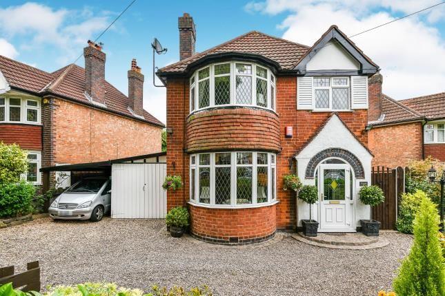Thumbnail Detached house for sale in Berkswell Road, Erdington, Birmingham, West Midlands