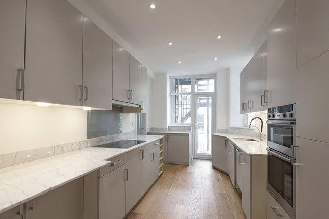 Kitchen of Portland Place, London W1B