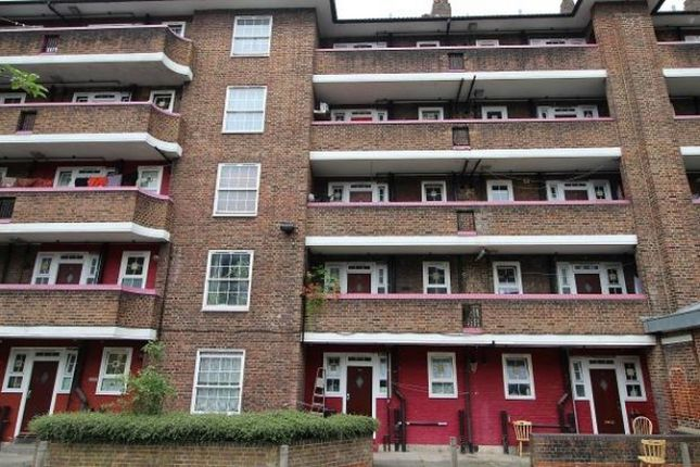 Thumbnail Flat to rent in Rockingham Street, London