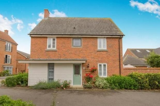 Thumbnail Semi-detached house to rent in Gardiner Road, Basingstoke