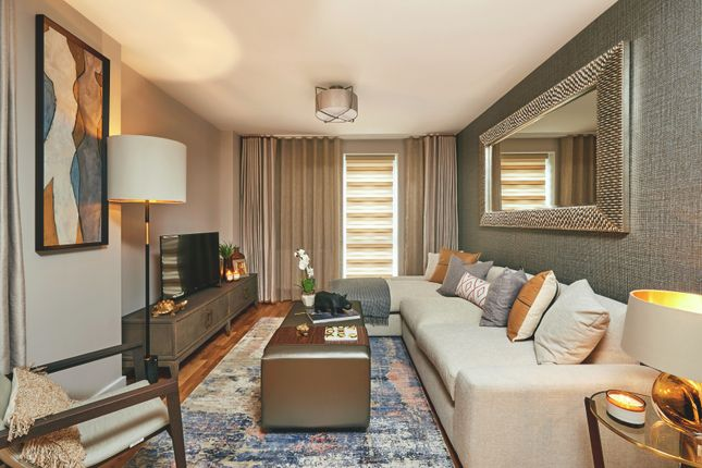 Thumbnail Flat for sale in Hampden Road, London