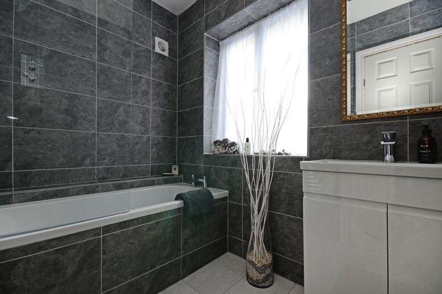 Bathroom of High Trees, Dore, Sheffield S17