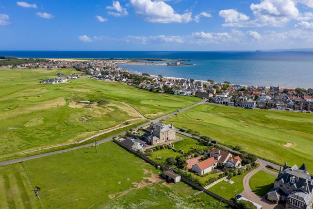 Thumbnail Detached house for sale in Grange Road, Elie, Earlsferry, Fife KY9.