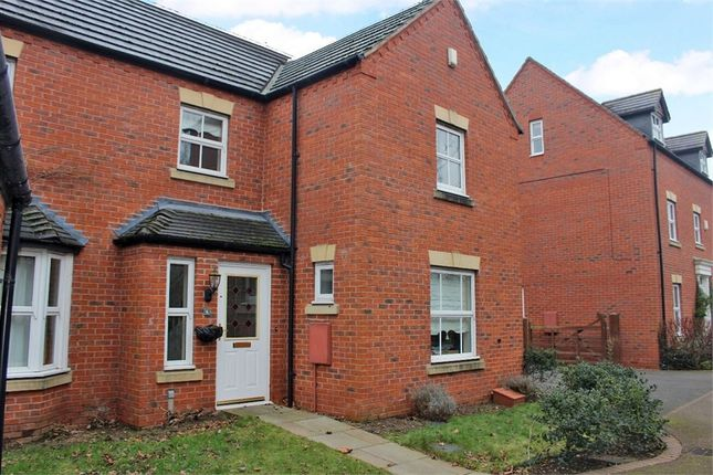 Thumbnail Detached house for sale in Harman Drive, Lichfield, Staffordshire