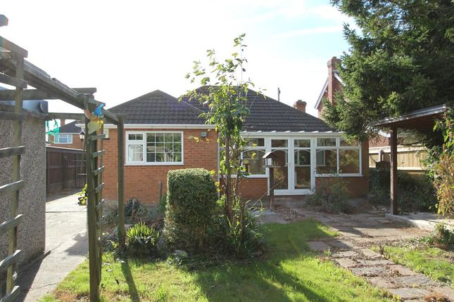 Thumbnail Detached bungalow for sale in Highfield Road, North Thoresby, Grimsby