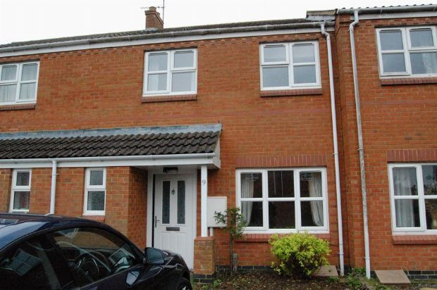 Thumbnail Terraced house to rent in Cooks Way, Long Buckby, Northants
