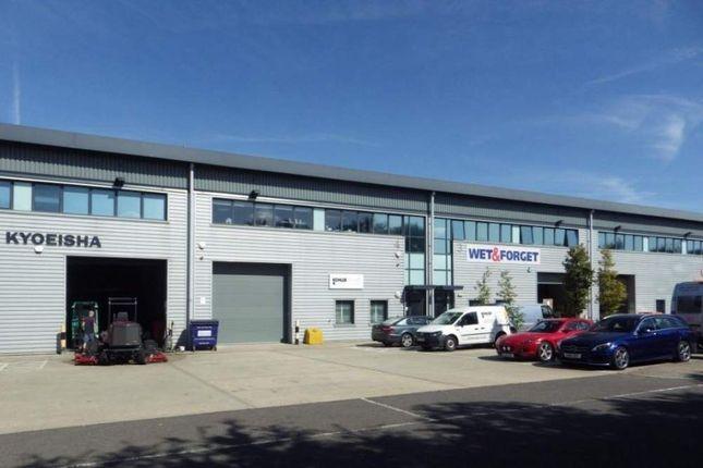 Thumbnail Light industrial to let in Unit 4 Hatch Industrial Park, Basingstoke
