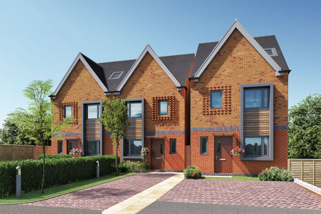 Thumbnail Detached house for sale in Blakemere Avenue, Yardley, Birmingham