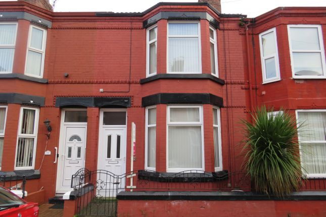 3 bed terraced house to rent in Asquith Avenue, Birkenhead CH41
