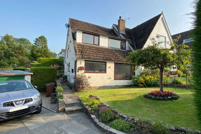 Thumbnail Semi-detached house for sale in Effingham Road, Harden, Bingley
