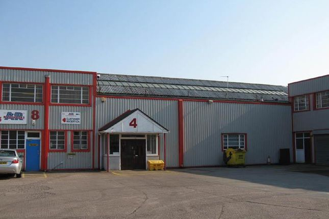 Thumbnail Light industrial to let in Unit 4A (Unit 1) Cooper Street, Hanley, Stoke On Trent, Staffordshire