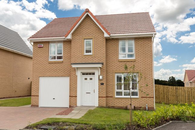 """Thumbnail Detached house for sale in """"Carrick"""" at Red Deer Road, Cambuslang, Glasgow"""