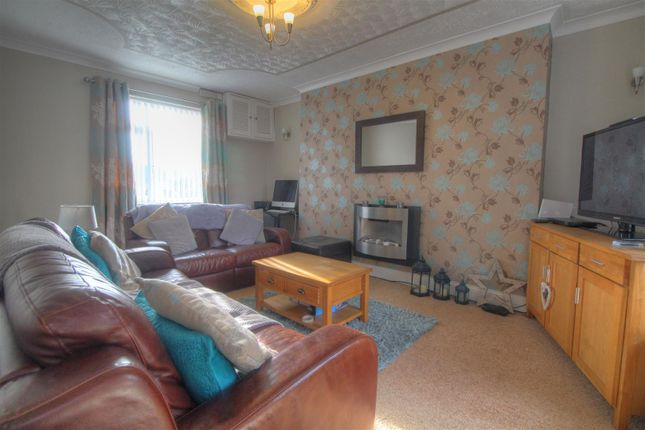 Lounge of Chaytor Terrace North, Craghead, Stanley DH9