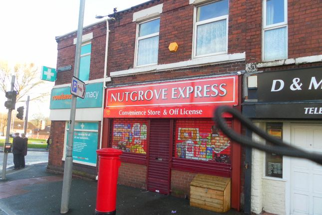 Thumbnail Triplex to rent in Nutgrove Road, St Helens