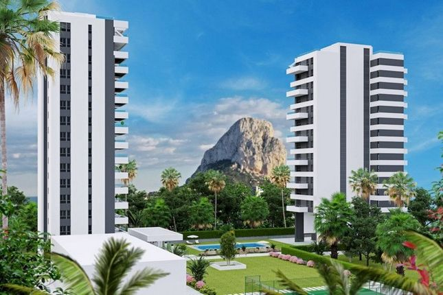 Apartment for sale in Calpe, Valencia, Spain