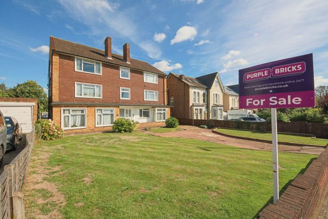 Thumbnail Flat for sale in Elmers End Road, Crystal Palace
