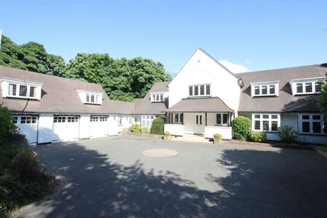 Thumbnail Detached house for sale in Kings Drive, Caldy, Wirral