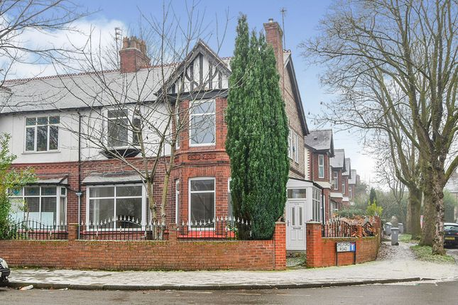 4 bed semi-detached house for sale in Upper Chorlton Road, Manchester, Greater Manchester M16