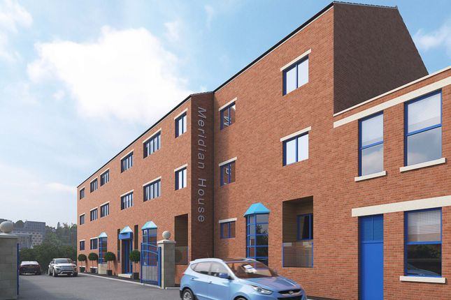 Thumbnail Flat to rent in Meridian House, Artist Street, Armley, West Yorkshire