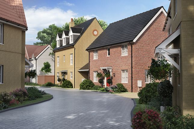 "Thumbnail Property for sale in ""The Gosfield"" at Yarrow Walk, Red Lodge, Bury St. Edmunds"