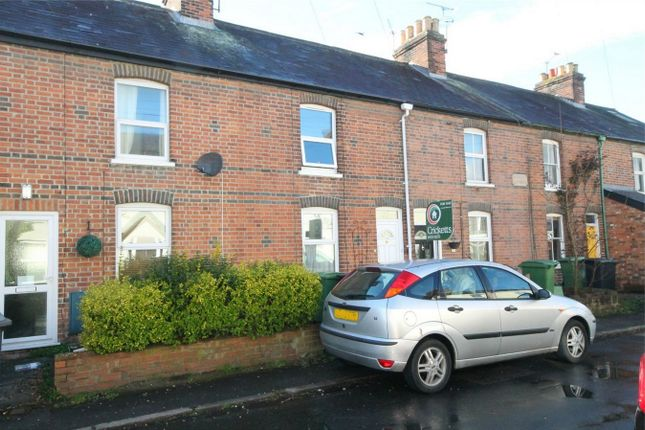 Thumbnail Terraced house for sale in Jubilee Road, Newbury