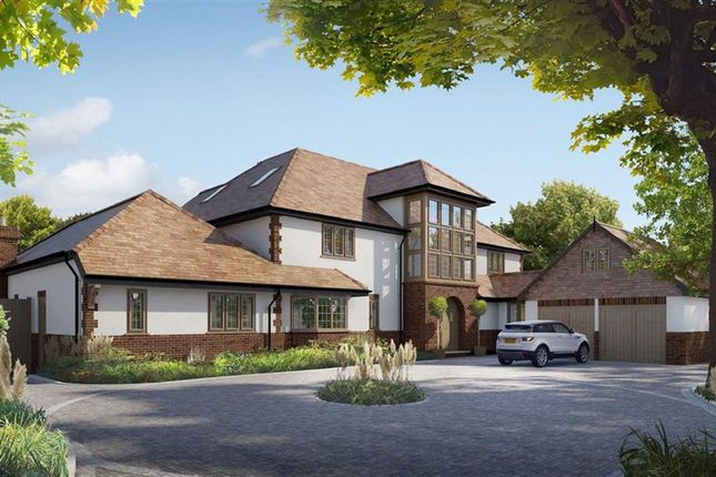 Thumbnail Property for sale in Totteridge Green, Totteridge, London