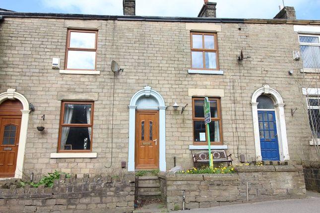 Thumbnail Terraced house for sale in Huddersfield Road, Waterhead, Oldham