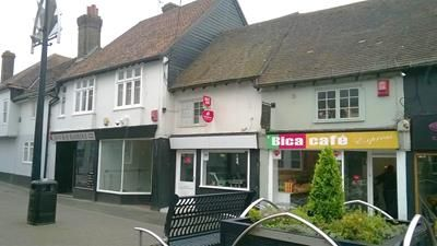 Thumbnail Commercial property for sale in 3 Ifield Road, Crawley, West Sussex